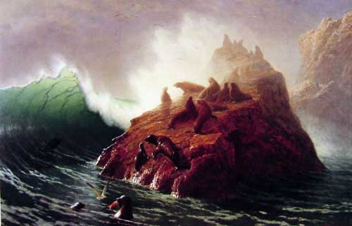 2480 Albert Bierstadt Paintings oil paintings for sale