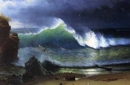2481 Albert Bierstadt Paintings oil paintings for sale