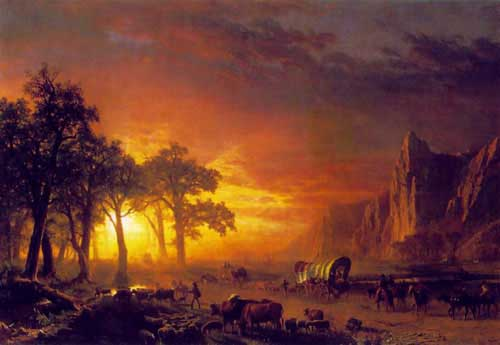 2490 Albert Bierstadt Paintings oil paintings for sale