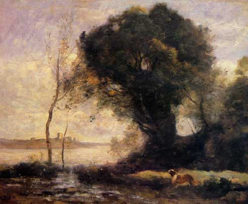 2891 Jean Baptiste Camille Corot Paintings oil paintings for sale