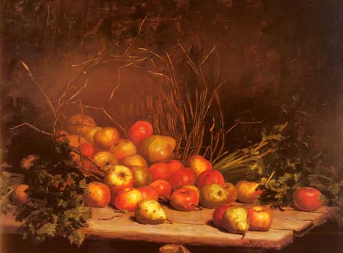 Oil Paintings Production:Fruits hspace=