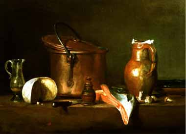 3548 Jean Baptiste Simeon Chardin Paintings oil paintings for sale