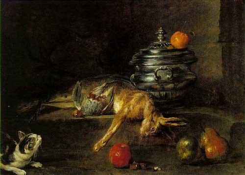 3583 Jean Baptiste Simeon Chardin Paintings oil paintings for sale
