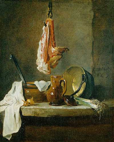 3584 Jean Baptiste Simeon Chardin Paintings oil paintings for sale