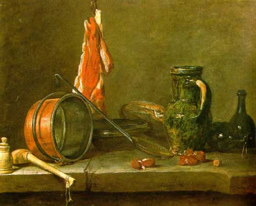 3587 Jean Baptiste Simeon Chardin Paintings oil paintings for sale