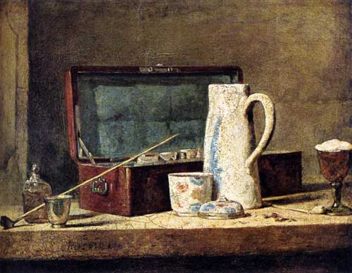 3588 Jean Baptiste Simeon Chardin Paintings oil paintings for sale
