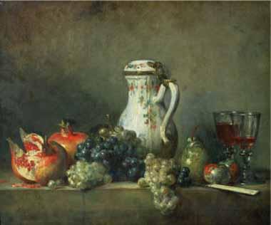 3755 Jean Baptiste Simeon Chardin Paintings oil paintings for sale
