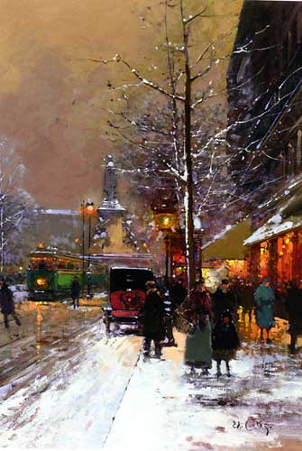 40129 Edouard Leon Cortes Paintings oil paintings for sale