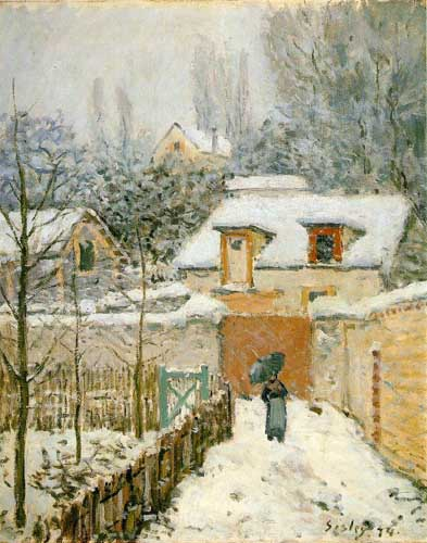 40203 Alfred Sisley Paintings oil paintings for sale