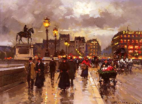 40354 Edouard Leon Cortes Paintings oil paintings for sale