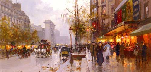 40355 Edouard Leon Cortes Paintings oil paintings for sale