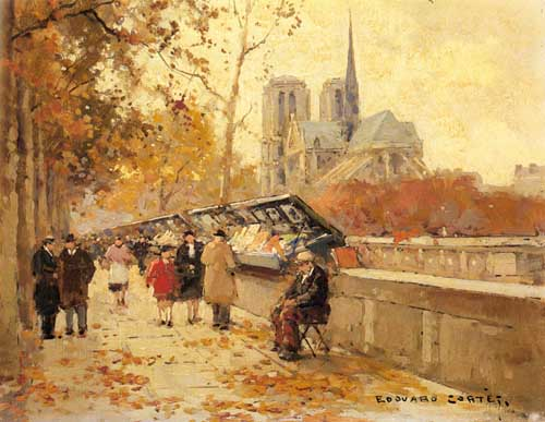 40357 Edouard Leon Cortes Paintings oil paintings for sale