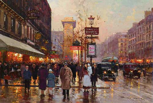 40358 Edouard Leon Cortes Paintings oil paintings for sale