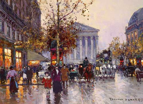 40360 Edouard Leon Cortes Paintings oil paintings for sale