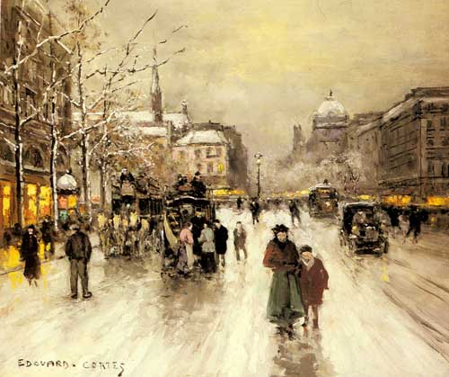 40361 Edouard Leon Cortes Paintings oil paintings for sale