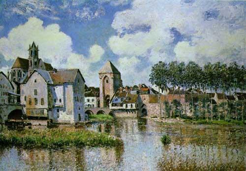 40365 Alfred Sisley Paintings oil paintings for sale