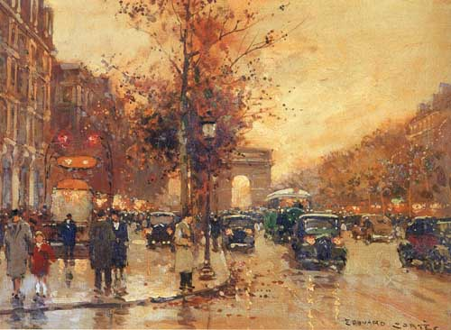 40366 Edouard Leon Cortes Paintings oil paintings for sale