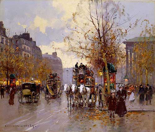 40367 Edouard Leon Cortes Paintings oil paintings for sale