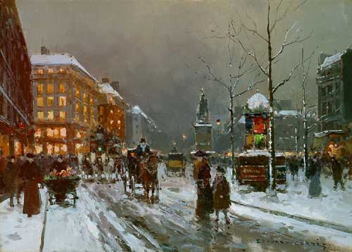 40368 Edouard Leon Cortes Paintings oil paintings for sale