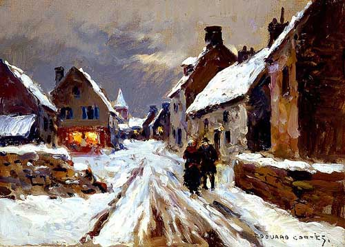 40370 Edouard Leon Cortes Paintings oil paintings for sale