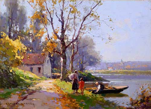 40374 Edouard Leon Cortes Paintings oil paintings for sale