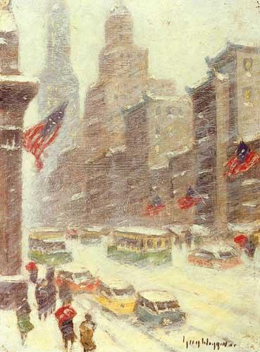40470 Americana Oil Paintings oil paintings for sale
