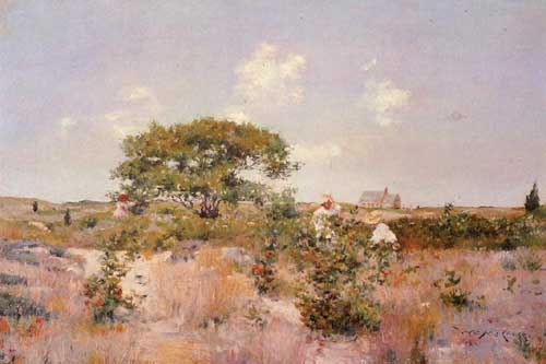 40616 William Merritt Chase Paintings oil paintings for sale
