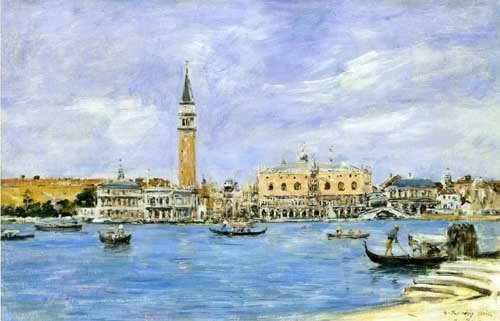 40617 Eugene Boudin Paintings oil paintings for sale