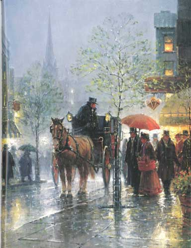 40635 Americana Oil Paintings oil paintings for sale