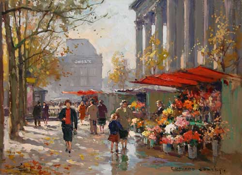40660 Edouard Leon Cortes Paintings oil paintings for sale