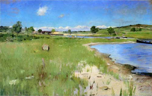40852 William Merritt Chase Paintings oil paintings for sale