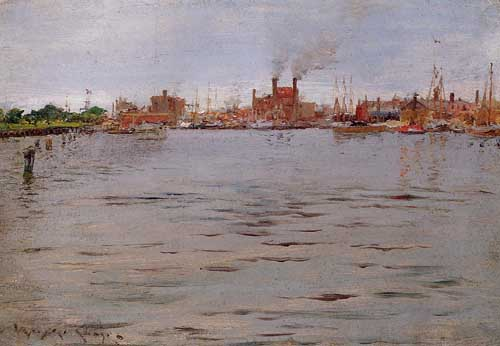 40853 William Merritt Chase Paintings oil paintings for sale