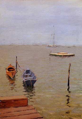 40854 William Merritt Chase Paintings oil paintings for sale