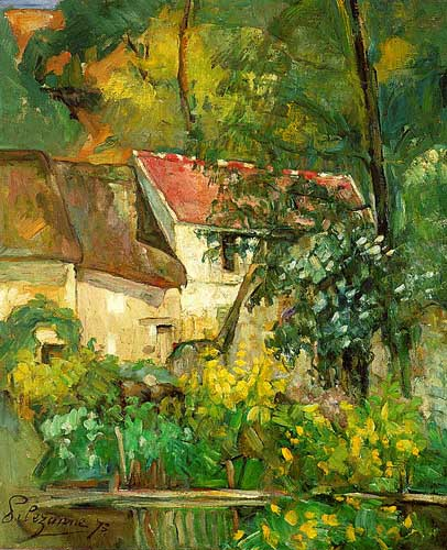 40864 Paul Cezanne Paintings oil paintings for sale