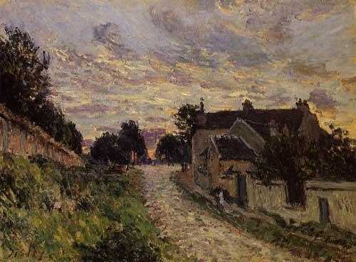 41143 Alfred Sisley Paintings oil paintings for sale