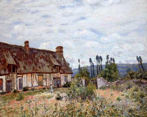 41144 Alfred Sisley Paintings oil paintings for sale