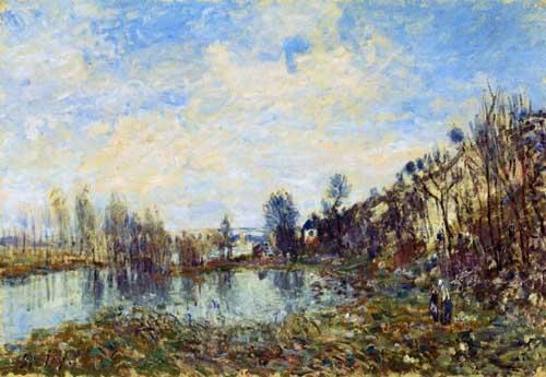 41301 Alfred Sisley Paintings oil paintings for sale