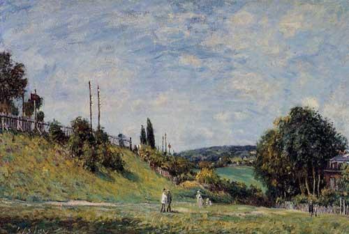 41302 Alfred Sisley Paintings oil paintings for sale