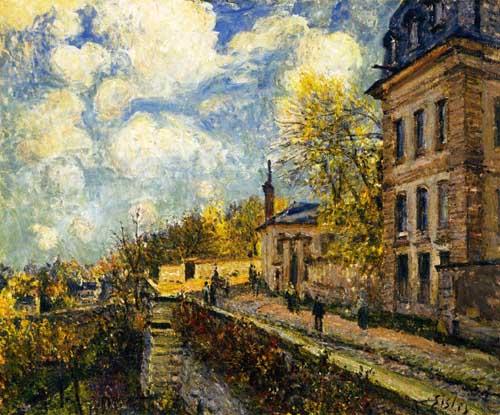 41303 Alfred Sisley Paintings oil paintings for sale