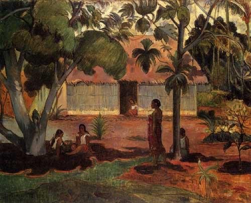 42197 Paul Gauguin paintings oil paintings for sale