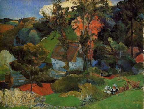 42199 Paul Gauguin paintings oil paintings for sale