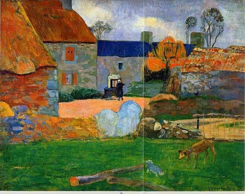 42201 Paul Gauguin paintings oil paintings for sale