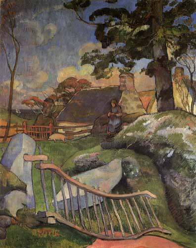 42205 Paul Gauguin paintings oil paintings for sale