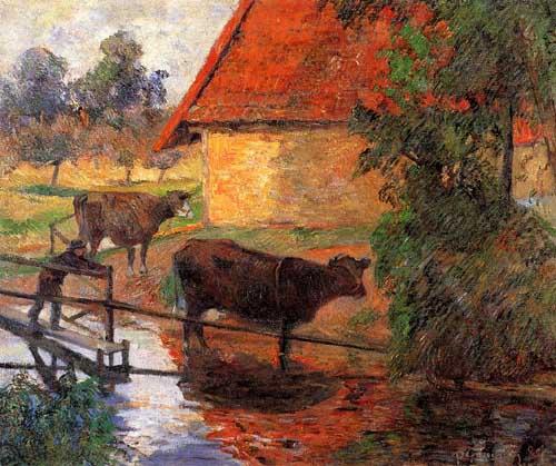 42225 Paul Gauguin paintings oil paintings for sale
