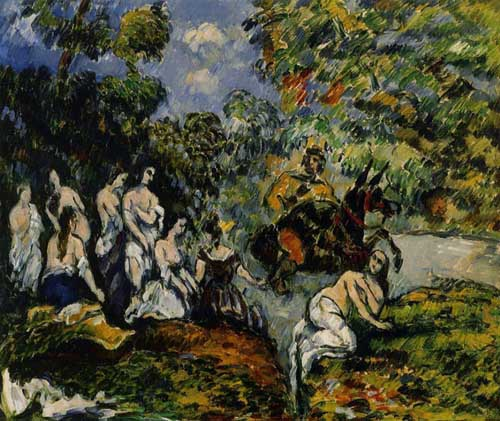 42249 Paul Cezanne Paintings oil paintings for sale