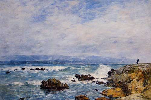 42280 Eugene Boudin Paintings oil paintings for sale