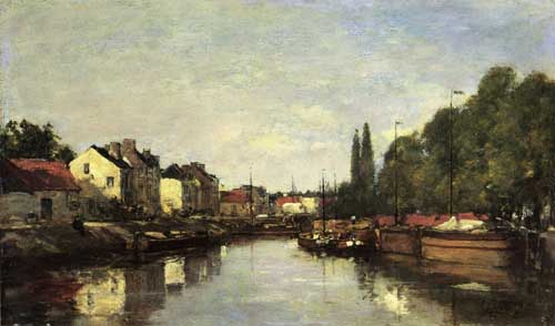 42282 Eugene Boudin Paintings oil paintings for sale