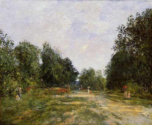 42287 Eugene Boudin Paintings oil paintings for sale