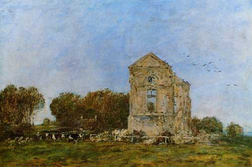 42288 Eugene Boudin Paintings oil paintings for sale