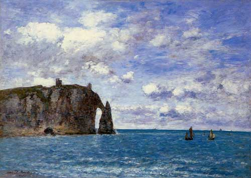42296 Eugene Boudin Paintings oil paintings for sale